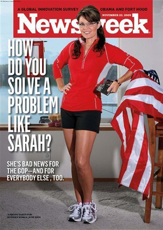 Sarah better run ... because Leland Yee is chasing down her finances