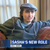 Sasha Fleischman: Teen Lit on Fire Speaks to Reporters About Gender Identity (Video)