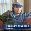 Sasha Fleischman: Teen Lit on Fire Speaks to Reporters About Gender Identity (Video)