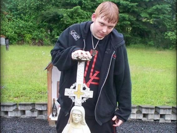 Satanic Killer? Syko Sam aka LilDemonDog