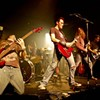 Saturday Night: L.A. Guns, Flamingo Gunfight, Hellicious and Rubberside Down at Betty's Rock Bar