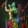 Saturday Night: Lila Downs at the Fillmore