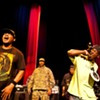 Saturday Night: Public Enemy Rocks the Pulpit at Yoshi's