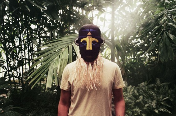 SBTRKT plays Mezzanine on Saturday