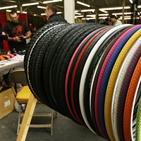 Scenes from the 2012 SF Bike Expo