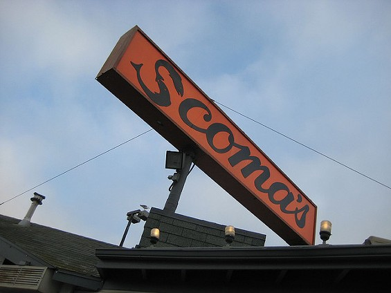 Scoma's is the concierges' number-one choice for Wharf dining. - DEVONAPPLE/FLICKR