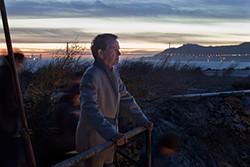 PETER MERTS - Scott Phillips plays an exceptionally - villainous Claudius.