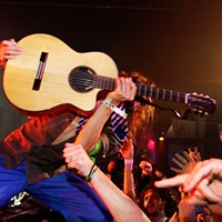 Sea of Dreams with Gogol Bordello
