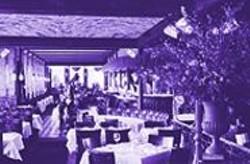 ANTHONY  PIDGEON - Seasoned Swank: Boulevard's sumptuous interior matches its impressive food.