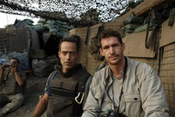 Sebastian Junger and Tim Hetherington create a nerve-jangling work of combat correspondence.