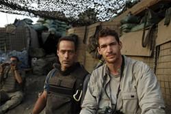 Sebastian Junger and Tim Hetherington create a nerve-jangling work of combat correspondence.