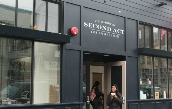 SECOND ACT MARKETPLACE AND EVENTS