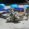 Seen In San Francisco: Childhood's End -- Trove of Nostalgia-Inducing Toys Left, Broken, on Street