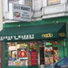 Seen In San Francisco: Multiple Personalities? Mission Street Market Can't Decide On Its Name.