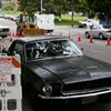 Seen In San Francisco: Sweet, Sweet Black Mustang Next In Line for Tow Truck