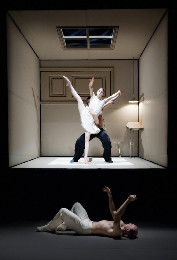 Sehnsucht. Photos courtesy Nederlands Dans Theater