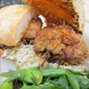 Fresh Eats: Food Find: Seoul Patch's Korean Fried Chicken Sando