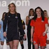 It's Your 2010 Women's Pro Soccer Fashion Show!