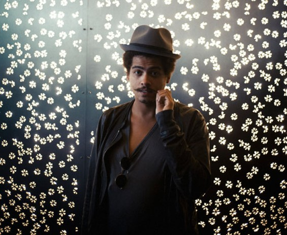 Seth Troxler plays at the Fox Theater this Saturday.