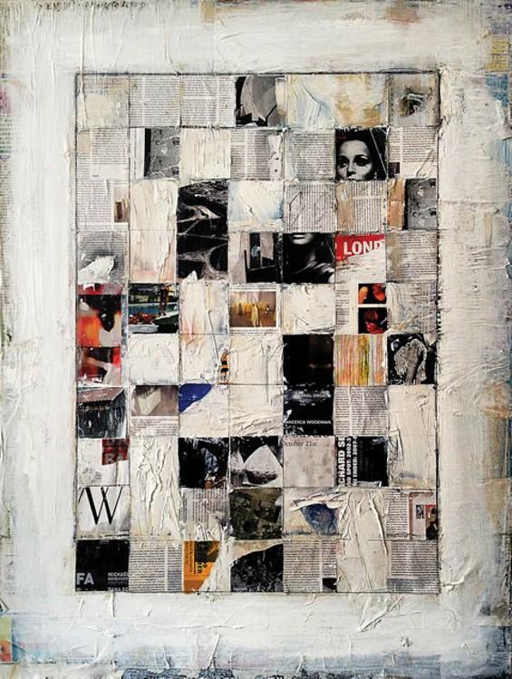 Seven Column Grid No. 2 - JEFFREY THOMPSON