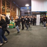 SF Beer Week Opening Celebration @ the Concourse Exhibition Center