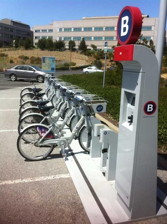 ERIC TUVEL, SAN FRANCISCO BICYCLE COALITION.