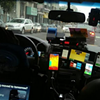 SF Cabbie Runs 5 Apps at Once
