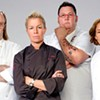 S.F. Chef Falkner Takes on 'Top Chef Masters' with Boar, Beef Jerky, and Extra-Credit Cookies