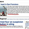 SF is for Lovers ... of Whores - Today's Examiner Home Page