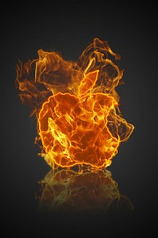 SF leaders burns Apple - GDS-PRODUCTIONS VIA FLICKR