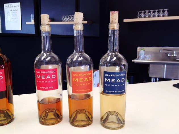 SF Mead Company's buzzworthy beverages - JENN PRIES