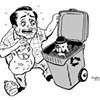 SF residents too nostalgic to recycle Mr. Potato Head