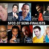 Top 10 Comedians Face Off in the SFCC-37 Semi-Finals