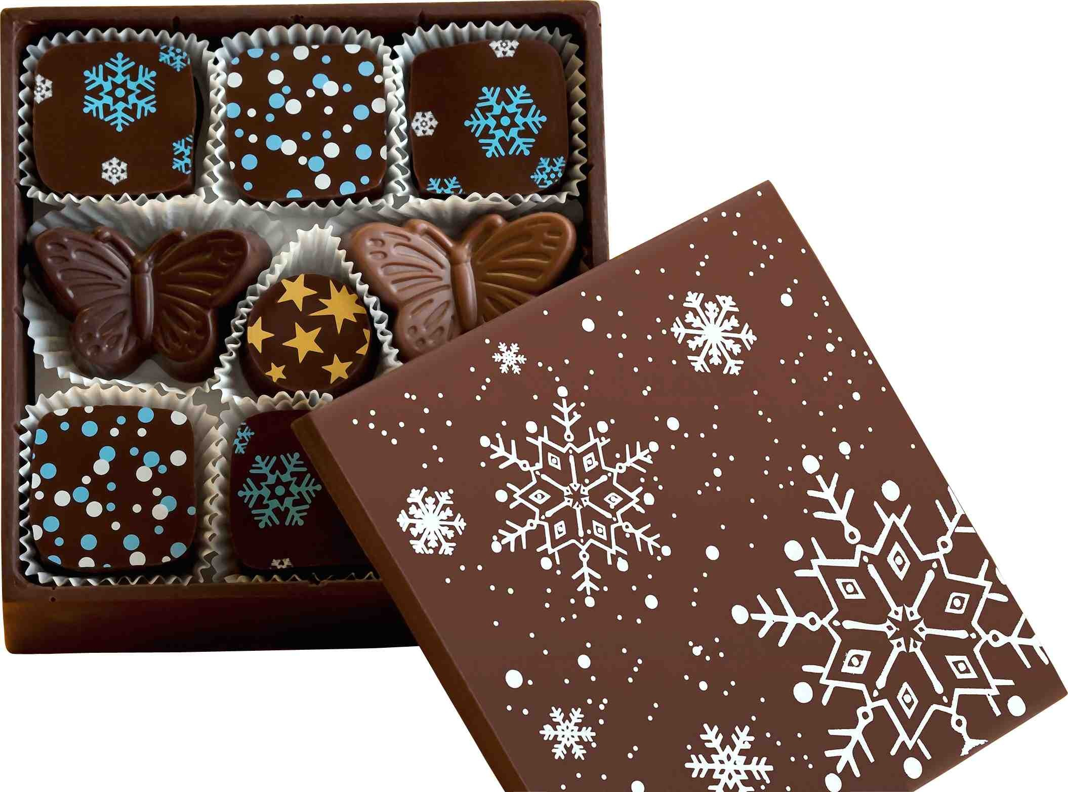 SFoodie Advent Calendar, Day 11: Edible Holiday Box from Charles ...