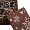 SFoodie Advent Calendar, Day 11: Edible Holiday Box from Charles Chocolates