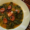 SFoodie: Spicy Sausage and Kale Soup