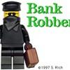 SFPD Seeking Suspect in Brazen Midday Bank Robbery