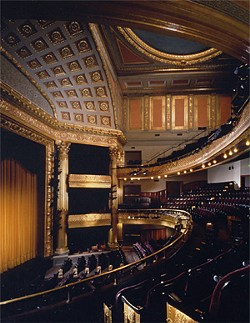 MARCO LORENZETTI - S.F.'s American Conservatory Theater saw its endowment take a big hit in 2008.