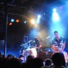 Shabazz Palaces Bring Beats, Ghosts, and Congas to Slim's, 2/27/14