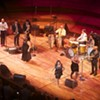 Sharon Jones and the Dap-Kings Try to Turn Davies Symphony Hall into a Juke Joint, 11/24/12