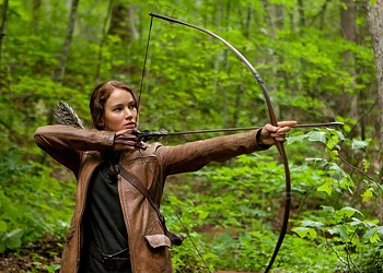 """""""The Hunger Games"""": Rage Against Our Stupid Culture"""