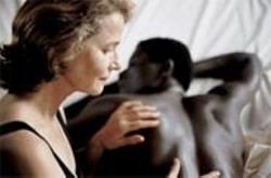 She's Gotta Have It: Charlotte Rampling and Mnothy Csar.