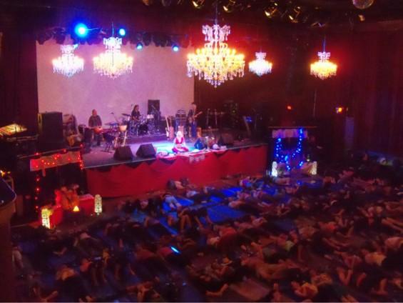 Shiva Rea, Mickey Hart at Wanderlust Festival - ROMANA MACHADO