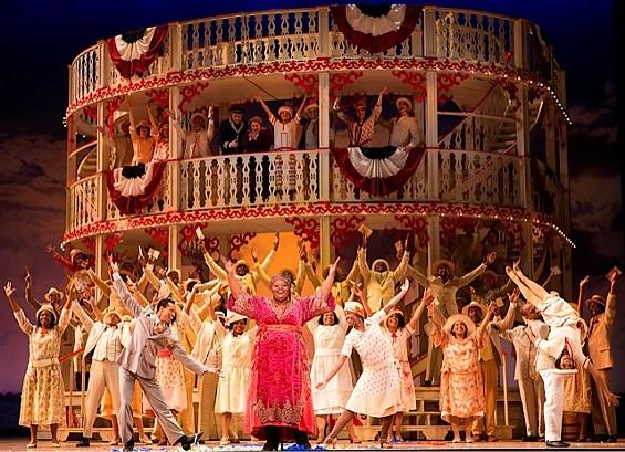 Show Boat - COURTESY OF SAN FRANCISCO OPERA