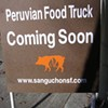 Piqueo's Chef the Man Behind Potrero's Sanguchon Peruvian Food Truck