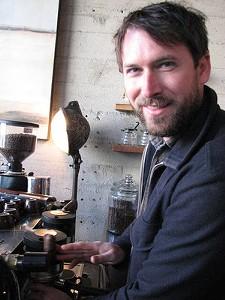 Sightglass Coffee's Jerad Morrison. - MATT WUNDERLE/FLICKR