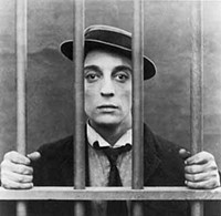 Silent film stars know that sometimes justice is a Black-and-White issue