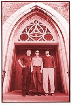 ROBERT  WESTON - Silkworm: Indie rock's best-kept secret.