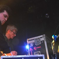 Simian Mobile Disco at Mezzanine