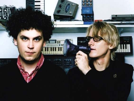 Simian Mobile Disco wants you to listen up.